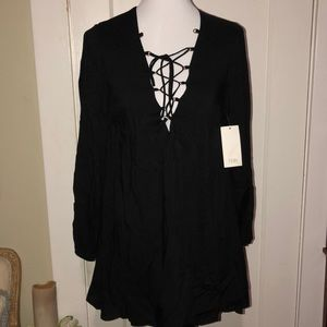 NWT front lace festival dress